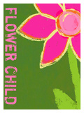 Flower Child Giclee Print by Lisa Weedn