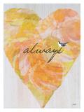 Always Giclee Print by Lisa Weedn