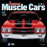 American Muscle Cars - 2016 Calendar Calendars