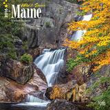 Maine, Wild & Scenic - 2016 Calendar Calendars