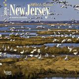 New Jersey, Wild & Scenic - 2016 Mini Wall Calendar Calendars