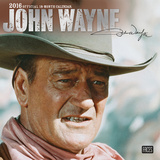 John Wayne - 2016 18 Month Calendar Calendars