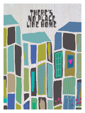 No Place Like Home Giclee Print by Lisa Weedn