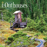 Outhouses - 2016 18 Month Calendar Calendars
