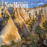 New Mexico, Wild & Scenic - 2016 Calendar Calendars