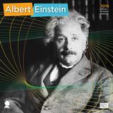 Einstein - 2016 Calendar Calendars