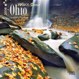 Ohio, Wild & Scenic - 2016 Mini Wall Calendar Calendars