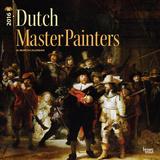 Dutch Master Painters - 2016 Calendar Calendars