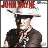 John Wayne Faces - 2016 Mini Wall Calendar Calendars