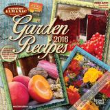 Farmers' Almanac Garden Recipes - 2016 Mini Wall Calendar Calendars