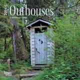 Outhouses - 2016 Mini Wall Calendar Calendars