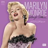 Marilyn Monroe - 2016 18 Month Calendar Calendars