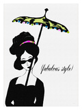 Fabulous Style Giclee Print by Lisa Weedn