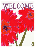 Welcome Light Giclee Print by Lisa Weedn
