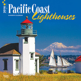 Pacific Coast Lighthouses - 2016 Calendar Calendars