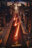 The Flash - Street Print