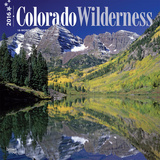 Colorado Wilderness - 2016 Calendar Calendars