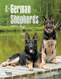 German Shepherds - 2016 Engagement Calendar Planner Calendars