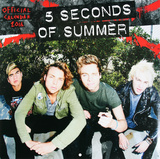 5 Seconds of Summer - 2016 18 Month Calendar Calendars