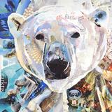Polar Bear Giclee Print by James Grey
