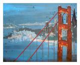 Twilight San Francisco Prints by Carol Joy Shannon