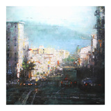 Bay Mist Prints by Mark Lague