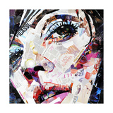 She's Got the Look Giclee Print by James Grey