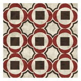 Moroccan Red 1 Print by Nick Biscardi