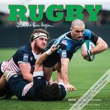 Rugby - 2016 Calendar Calendars