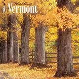 Vermont, Wild & Scenic - 2016 Calendar Calendars