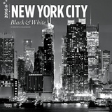 New York City Black & White - 2016 Calendar Calendars