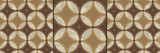 Moroccan Neutrals by Three Posters by Nick Biscardi
