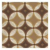 Moroccan Neutrals 1 Print by Nick Biscardi