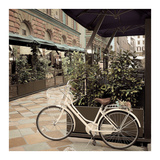 Firenze Bicycle Posters by Alan Blaustein