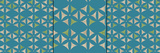 Moroccan Detail by Three Posters by Nick Biscardi