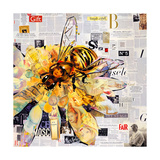 Bee Giclee Print by James Grey