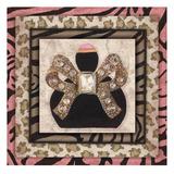 Diamond Perfume Prints by Margaret Reule