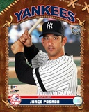 Jorge Posada - 2007 Studio Plus Photo