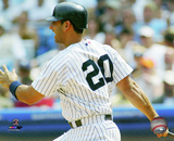 Jorge Posada 2004 Action Photo