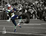 Malcolm Butler Interception Super Bowl XLIX Spotlight Photo