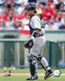 Jorge Posada 2006 Action Photo