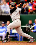 Jorge Posada 2008 Action Photo