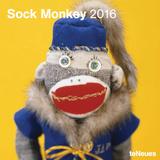 Sock Monkey - 2016 Calendar Calendars