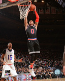 Russell Westbrook 2015 NBA All-Star Game Action Photo