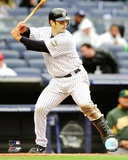 Jorge Posada 2009 Action Photo