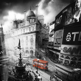 Piccadilly Giclee Print by Jurek Nems