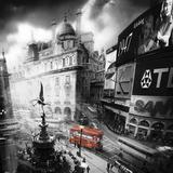 Piccadilly Impressão giclée por Jurek Nems