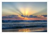Radiant Dawn Print by Chuck Burdick