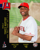 Torii Hunter 2008 Studio Photo