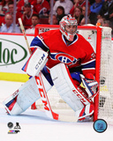 Carey Price 2013-14 Playoff Action Photo